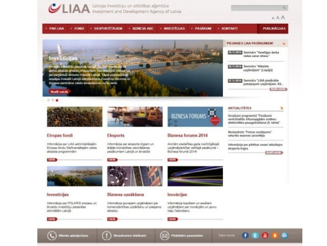 Formulē biznesa ideju!  http://www.innovativelatvia.lv/