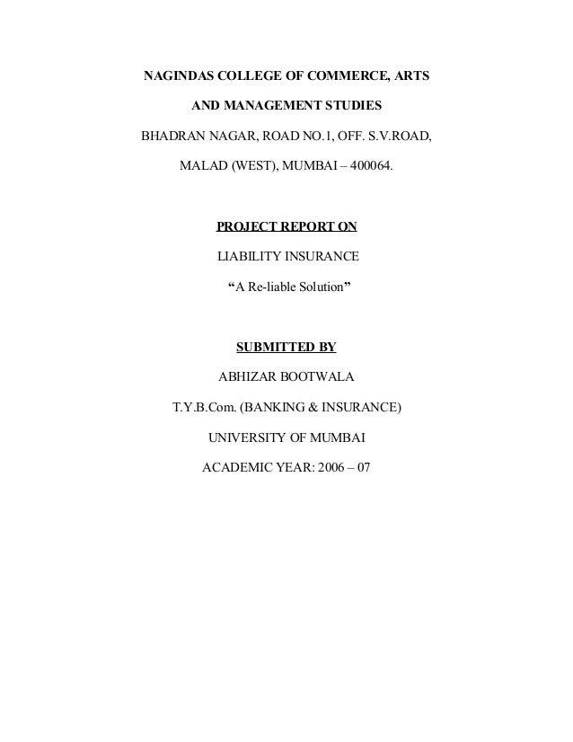 NAGINDAS COLLEGE OF COMMERCE, ARTS      AND MANAGEMENT STUDIESBHADRAN NAGAR, ROAD NO.1, OFF. S.V.ROAD,     MALAD (WEST), M...