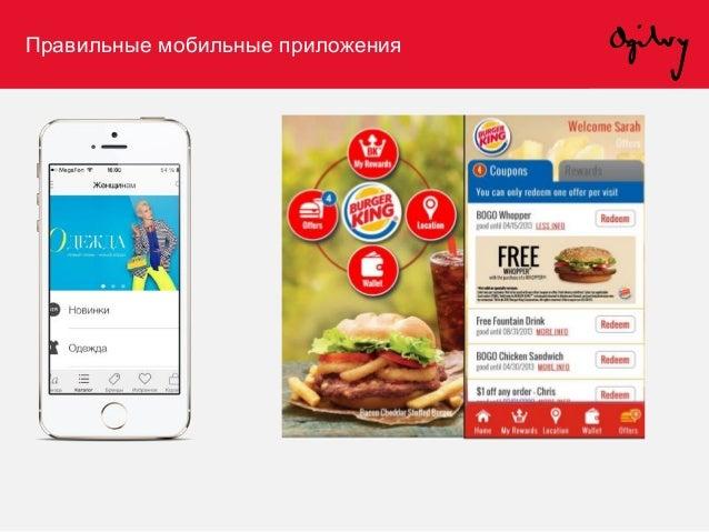 Правильные мобильные приложения