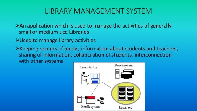 Libary management system 18 library management system an application fandeluxe Images