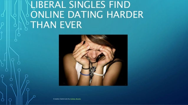 Dating website for liberals