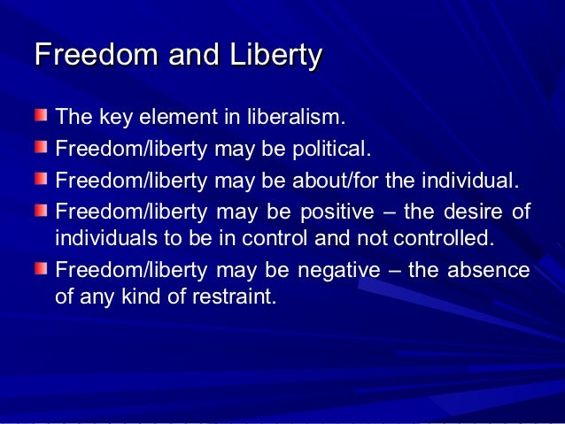 """liberalism is defined by the desire Liberalism defined sarda begins his book with a definition of liberalism and a treatment of its origins liberalism in its essence is """"the doctrine of the absolute sovereignty of human reason""""."""