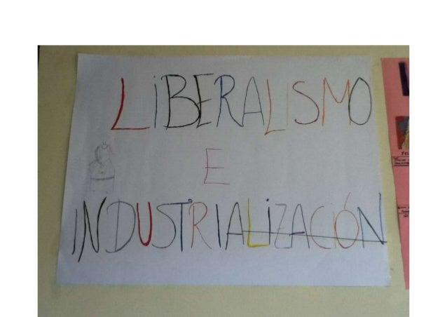 Liberalismo e Industrialización