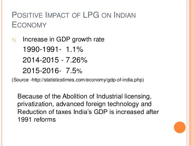 impact of lpg on banking sector A snapshot of the banking sector in india incl market size, industry analysis and policy initiatives to improve banking services via technology & infrastructur.