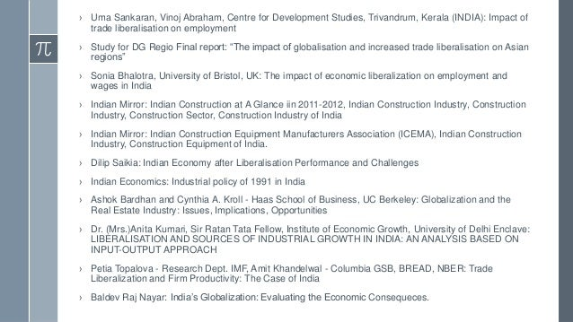 Indian economic research papers