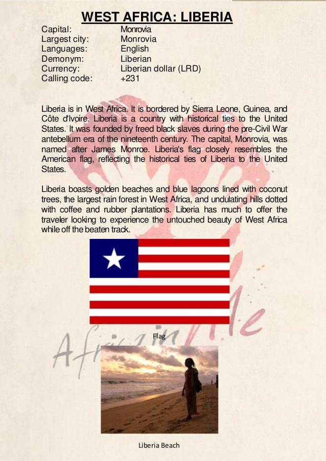 Monrovia liberia postal code