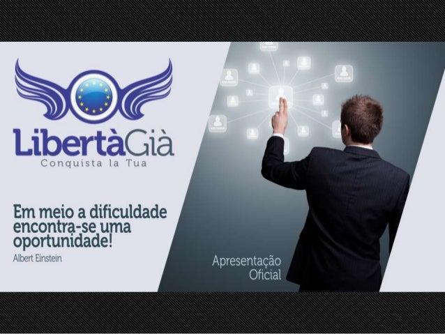 Apresentação oficial LibertaGia