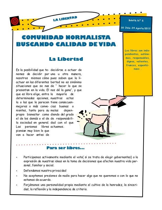 ERTAD                               LA LIB                                           Boletín Nº 5                         ...