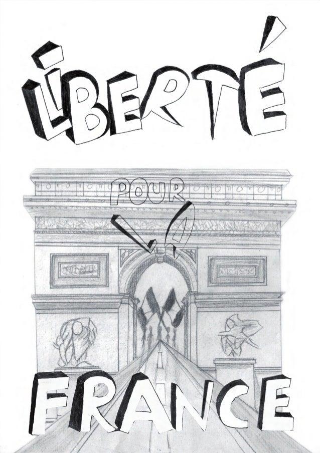 Liberté pour la France, un roman graphique.