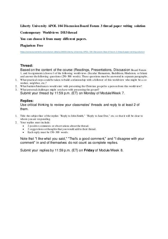 critical thinking paper apol 104 buddhism