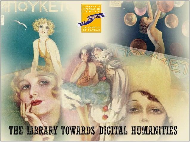 Digitized literary and popular magazines ▪ Kosmopolis (19th century) ▪ Pleias (19th-20th century) ▪ Daniilis (19th-20th ce...