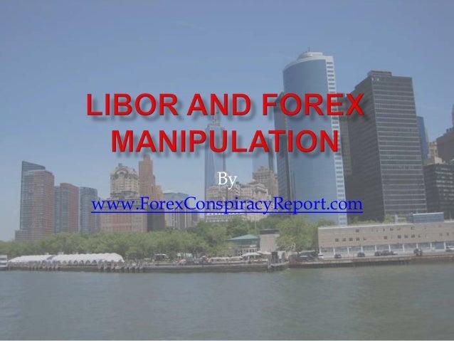 Forex manipulation