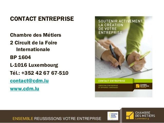 Le grand duch de luxembourg votre prochain march s minaire du - Bureau des contributions directes luxembourg ...