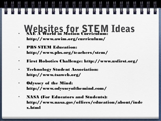 Libraries, Museums and STEM Education