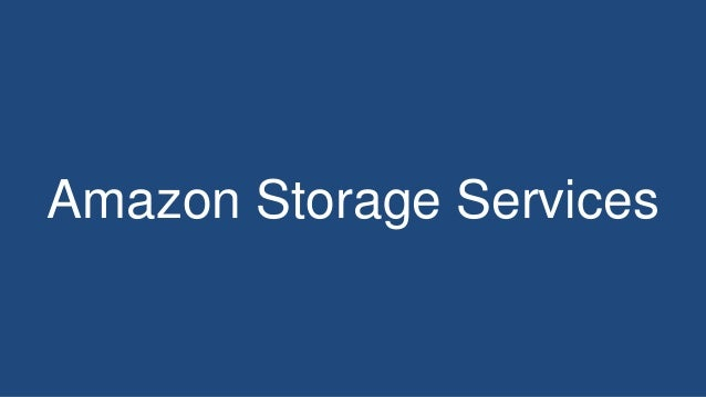 Aws Webcast Library Systems On The Aws Cloud
