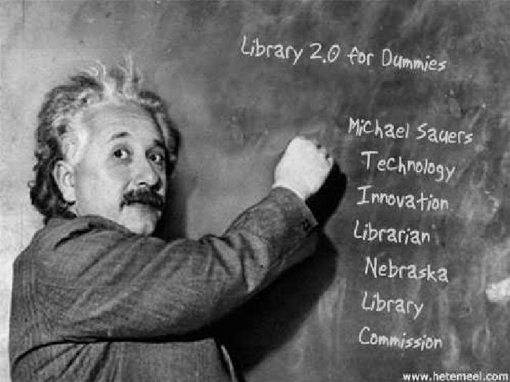 Library 2.0 Michael Sauers Technology Innovation Librarian Nebraska Library Commission
