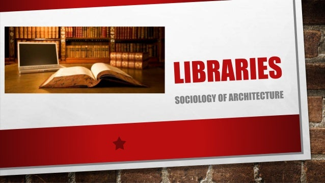 architectural sociology This article proposes a cross-cultural, comparative architectural sociology as a  means of sociological analysis it also emphasizes the social.