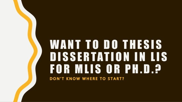 Q. How can I access an older thesis or dissertation?
