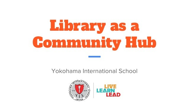 Library as a Community Hub