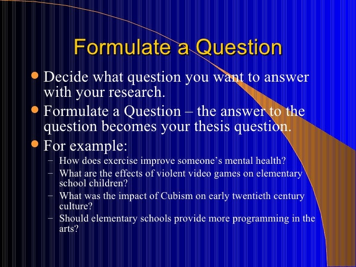 develop research paper question The following are some obesity topics for research paper writing to the following are some good obesity topics for research paper that you can use to write your.