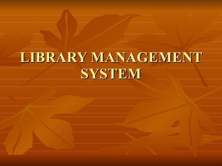 library management c Simple library management system in c library management system is a  simple console application without graphics in this project, the user can add,  view,.