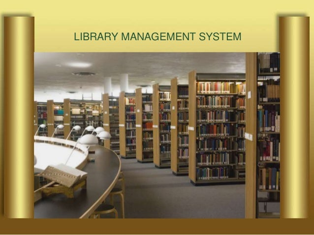 Libraray mgmt sytem
