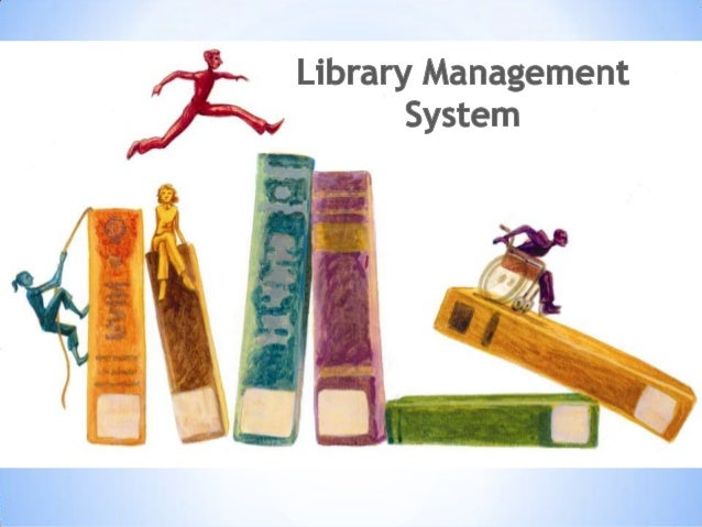 * •  The implementation of Library Management starts with entering and updating master records like book details, library ...