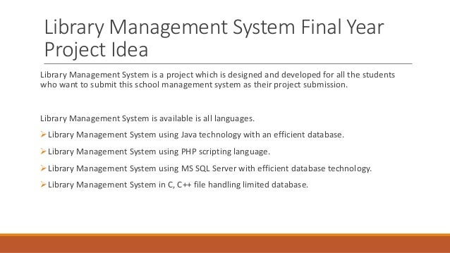 Library management system project in ms excel – database project idea…