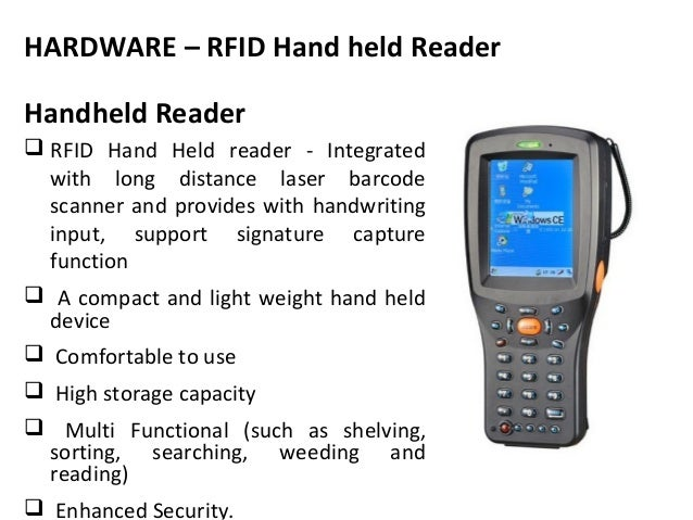 Library management system using rfid