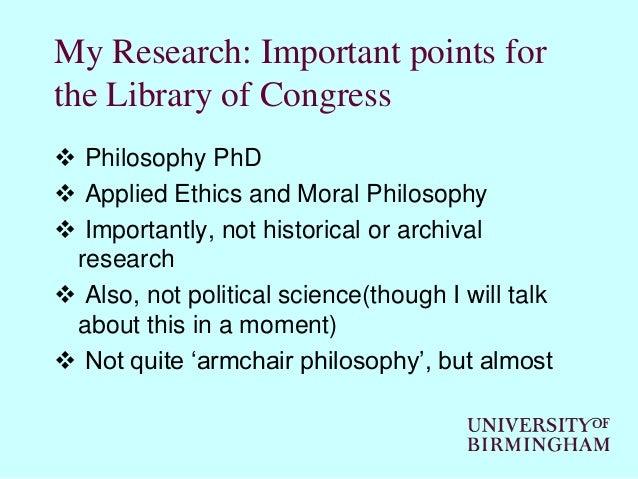Library of Congress Peter West-Oram Slide 3