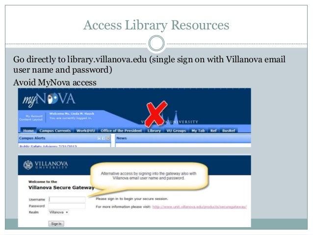 Library orientation vsb fellows Slide 3
