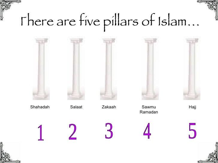 library pillars of islam