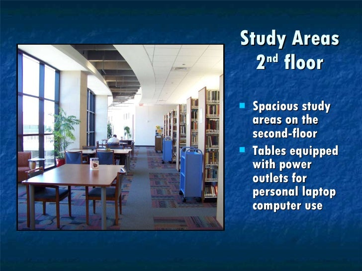 Reserve Room College Library