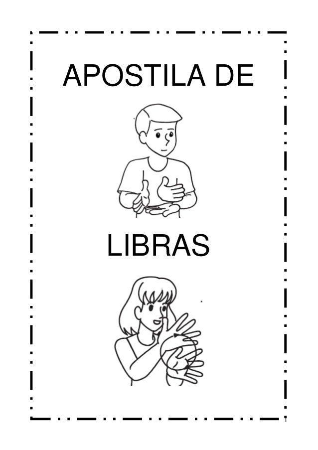 Livro Libras Pdf