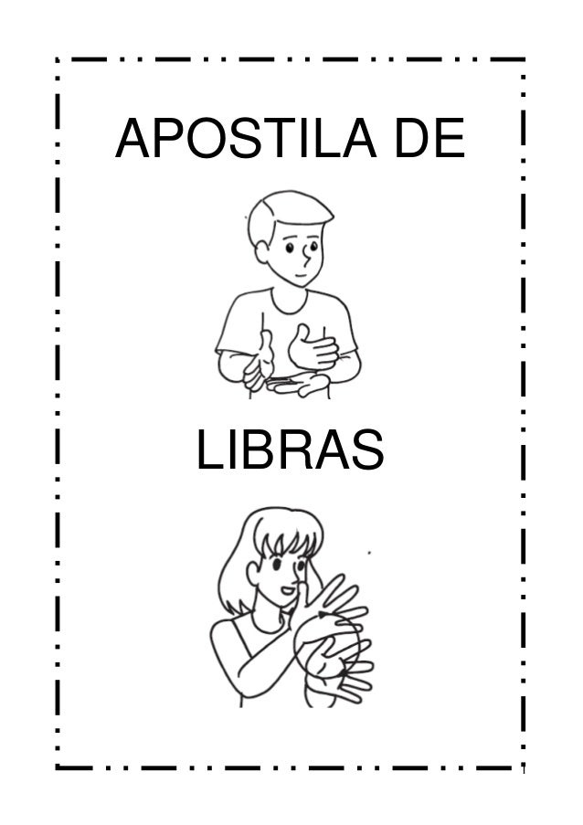 1 APOSTILA DE LIBRAS