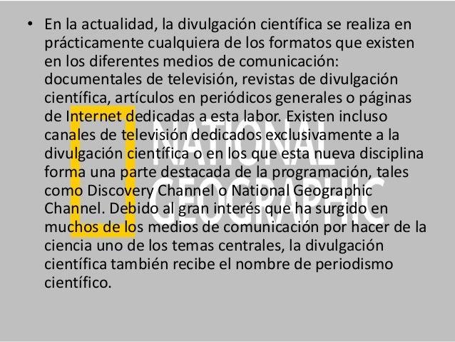 Libre acceso a la información científica