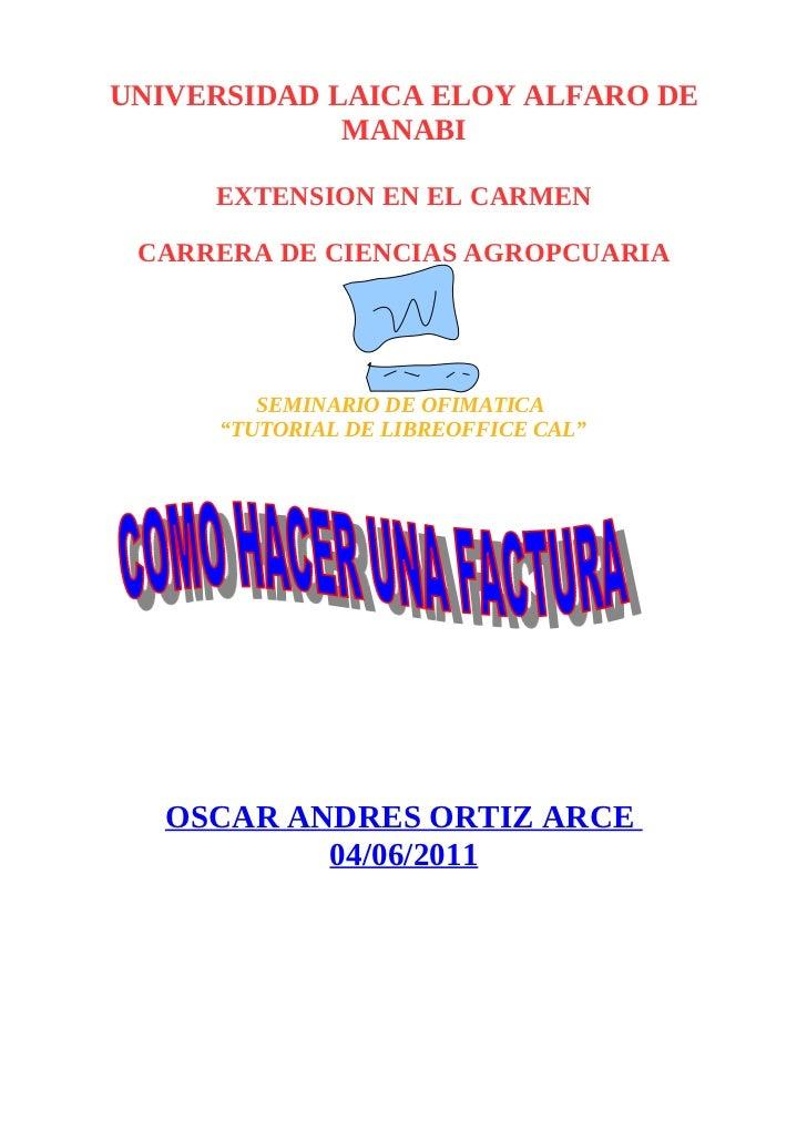 UNIVERSIDAD LAICA ELOY ALFARO DE             MANABI     EXTENSION EN EL CARMEN CARRERA DE CIENCIAS AGROPCUARIA        SEMI...