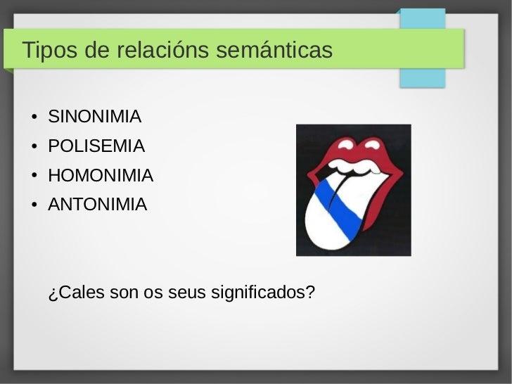 Relación Semánticas Andrea RR Slide 2