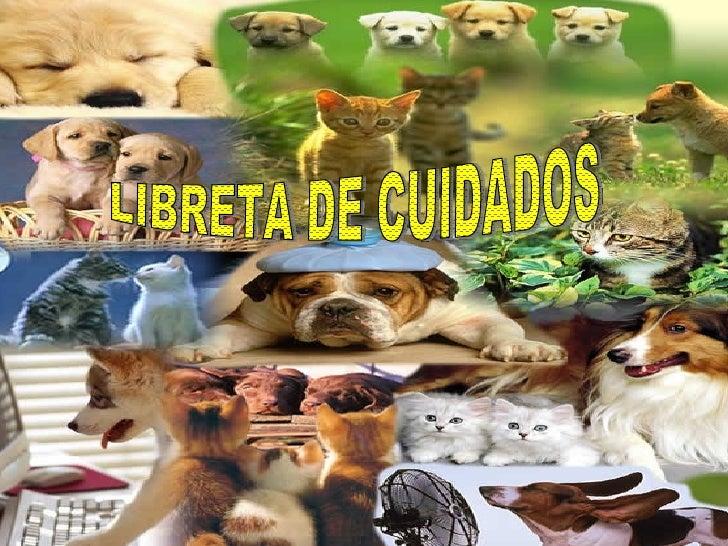 LIBRETA DE CUIDADOS
