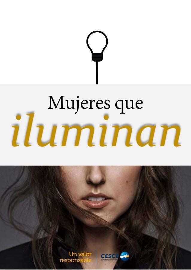 1 Mujeres que iluminan