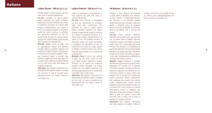 Ditre Italia Leather kit Slide 2
