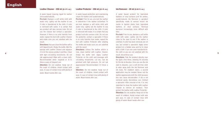 Ditre Italia Leather kit Slide 3