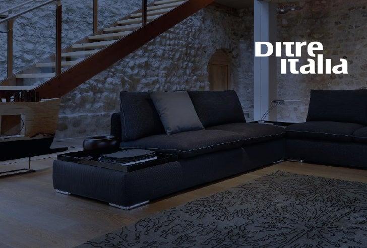 Catalogo divani ditre italia 2010 for Divani ditre