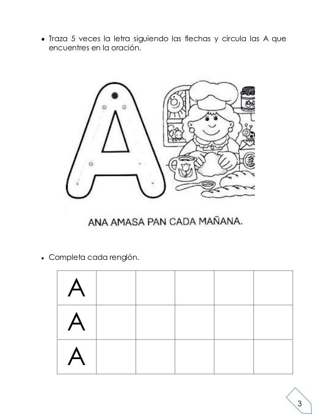 Libro de tareas para preescolar Slide 3