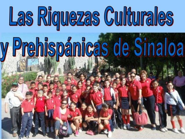 • El presente libro muestra los principales lugares culturales y prehispánicos de Sinaloa, fue elaborado por los niños de ...