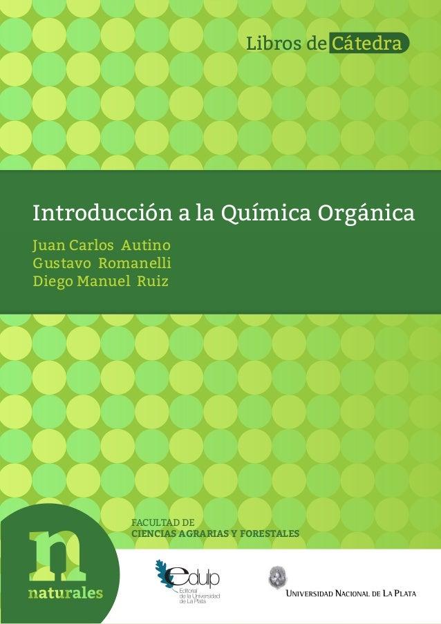Resultado de imagen de introduccion a la quimica organica libros de catedra