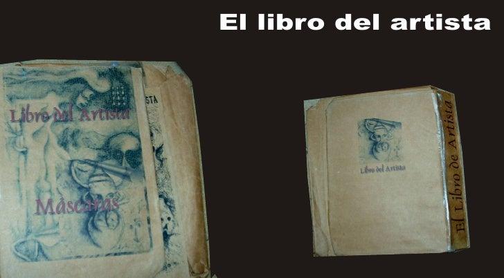 El libro del artista