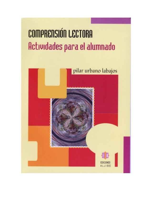 Libro comprension-lectora