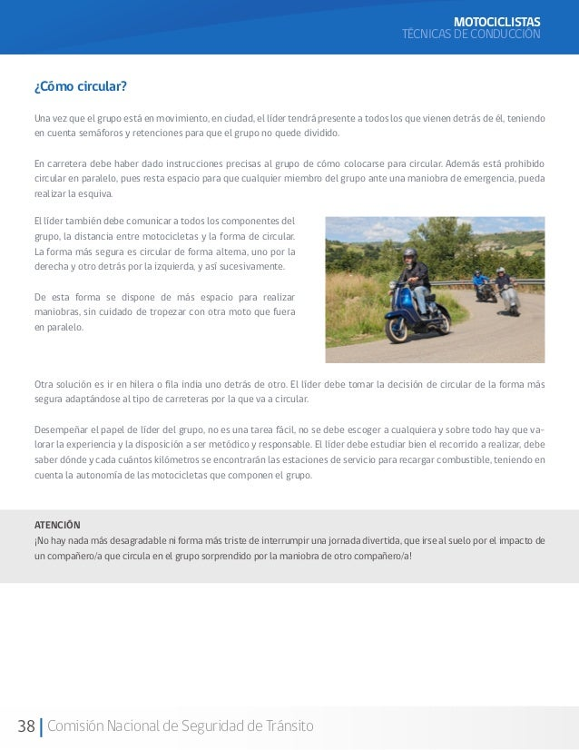 Libro conductor-motocicletas