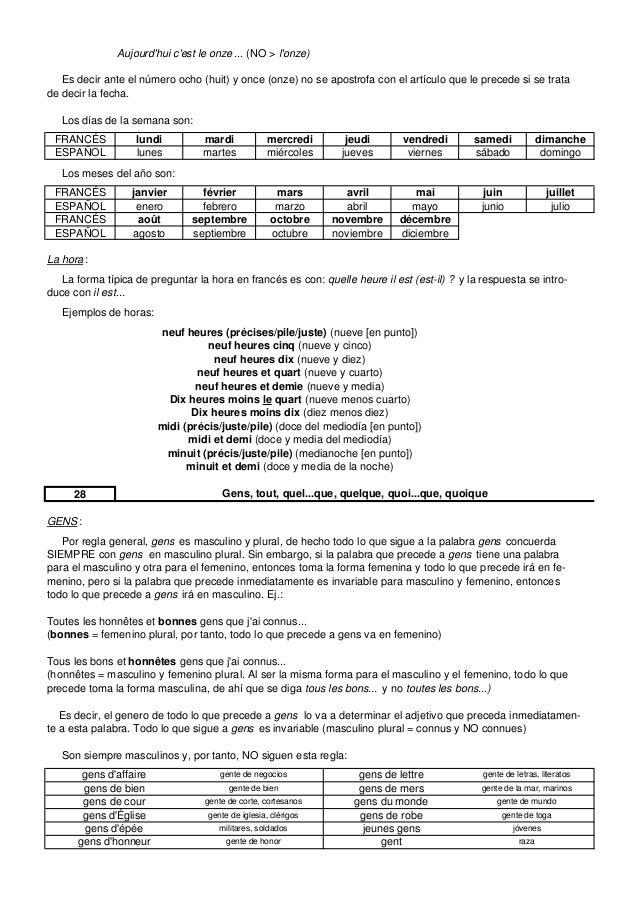 Libro De Gramatica Francesa Pdf